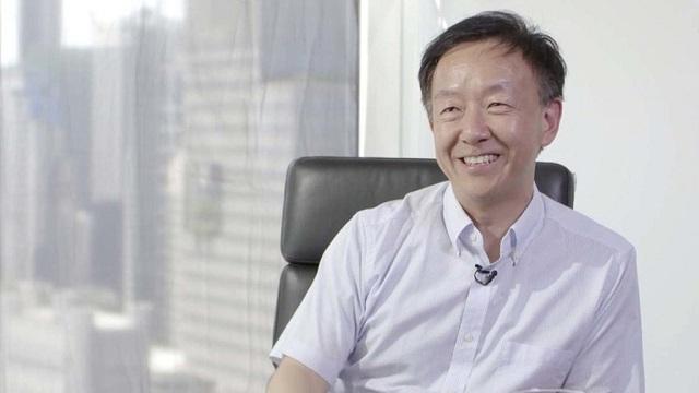 Ông John Wu, Chủ tịch Tập đoàn FengHe. Ảnh: Real Vision.