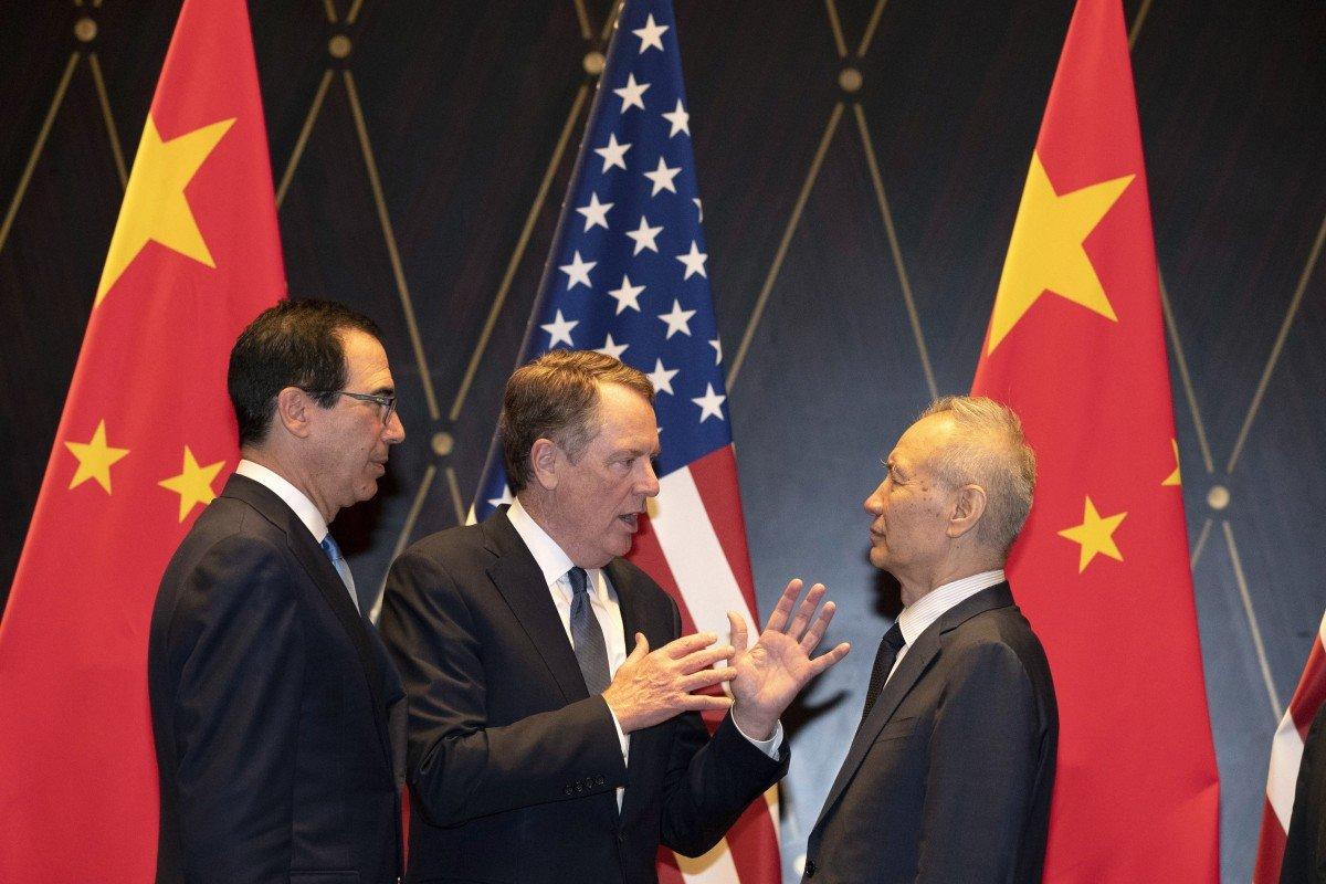 Mỹ và Trung Quốc 'sắp hoàn tất' một phần thỏa thuận thương mại giai đoạn 1