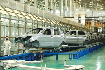Nội địa hóa ô tô: Khó ở sản lượng