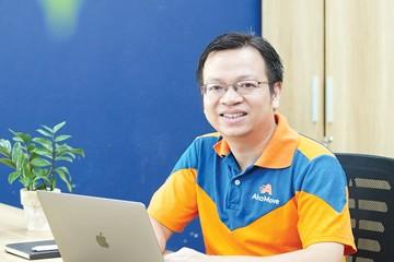 CEO AhaMove Phạm Hữu Ngôn: 'Tôi sẽ là một CEO công nghệ khác biệt'