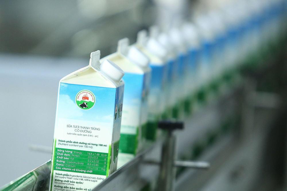 Vilico tăng lãi nhờ Mộc Châu Milk