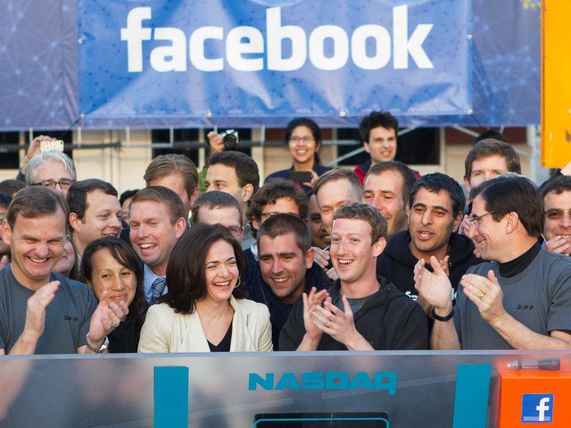 Lãi gấp 4 lần khi mua cổ phiếu Facebook lúc IPO