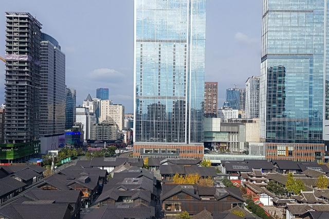 Không phải Thượng Hải, đây mới là thành phố có kinh tế tốt nhất Trung Quốc