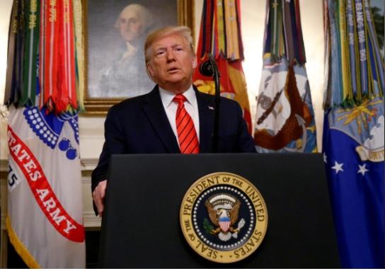 Trump: Có thể ký thỏa thuận thương mại một phần với Trung Quốc trước kế hoạch