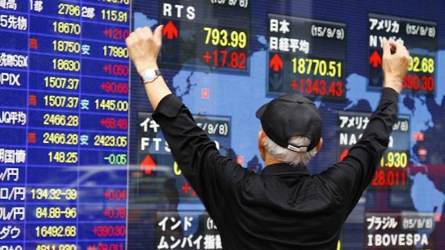 Kỳ vọng thỏa thuận Mỹ - Trung sắp được ký kết, chứng khoán châu Á lên cao nhất 3 tháng