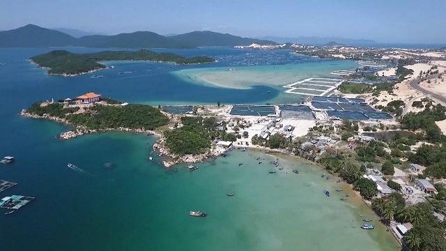 Khu kinh tế Vân Phong thu hút được 2 dự án trong 10 tháng