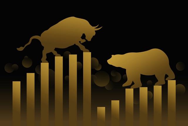 Thị trường sẽ kiểm định mốc 1.000 điểm. Ảnh: Vectorstock.