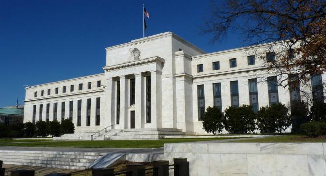 Trụ sở Fed tại Washington. Ảnh: Sputnik.