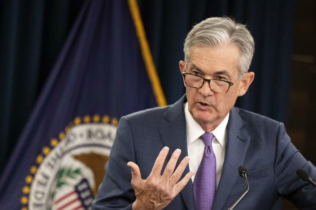 Chủ tịch Fed Jerome Powell. Ảnh: Politico.