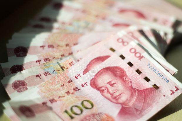 Trung Quốc nâng tỷ giá nhân dân tệ lên cao nhất hơn hai tháng
