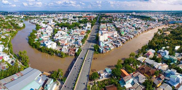 'Đánh bật' Đất Xanh, liên danh Him Lam - Thuận Phú trúng sơ tuyển dự án 790 tỷ đồng tại Tiền Giang