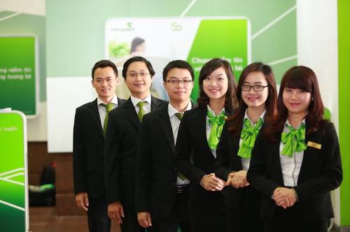 Vietcombank bổ nhiệm giám đốc 2 chi nhánh