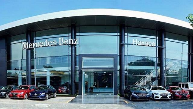 Tăng ưu đãi để giành thị phần tiêu thụ Mercedes-Benz, Haxaco báo lãi quý III giảm 54% cùng kỳ