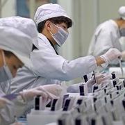 Sản xuất Trung Quốc suy giảm tháng thứ 6 liên tiếp