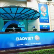 Lợi nhuận Bảo Việt tăng 12% trong 9 tháng