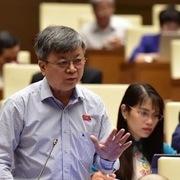 'Đừng đánh giá lãnh đạo tỉnh bằng chỉ số tăng GDP'