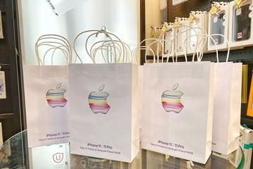 Hôm nay iPhone 11 chính hãng mở bán tại Việt Nam