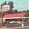 <p> Một đối thủ khác của McDonald's là Gino's Hamburgers – ra đời năm 1958 tại Batimore. Trước khi được Marriott mua lại vào năm 1980, chuỗi này có khoảng 500 cửa hàng. Năm 2011, 10 nhà hàng Gino mở cửa trở lại tại Batimore. (Ảnh: <em>Flickr</em>)</p>
