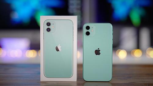 iPhone 11 và 11 Pro Max có lượng đặt hàng cao hơn nhiều 11 Pro.