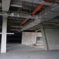 <p> Hệ thống thông gió, điện, PCCC được lắp đặt cơ bản ở các tầng.</p>