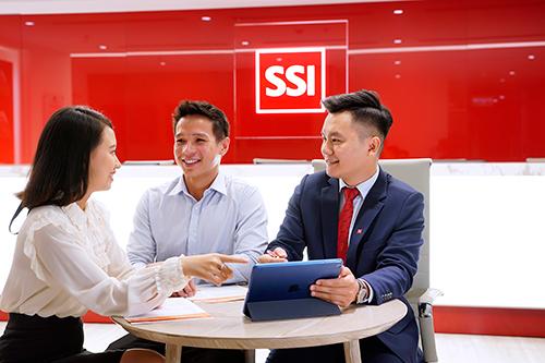 Trái phiếu trong danh mục S-BOND có lãi suất quanh 10,5%. Nguồn: Chứng khoán SSI.