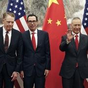 Mỹ, Trung Quốc đạt đồng thuận về nguyên tắc cho thỏa thuận thương mại