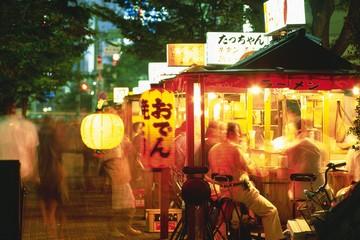 Sự hồi sinh của ẩm thực đường phố Nhật Bản