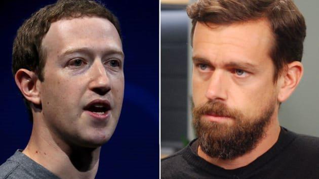 """Cuộc chiến gay cấn giữa hai """"ông trùm"""" mạng xã hội Mỹ - Ảnh 1."""