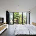 <p> Phòng ngủ được thiết kế rộng, thoáng.</p>