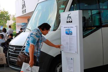 GAZ bắt đầu lắp ráp ôtô tại Việt Nam