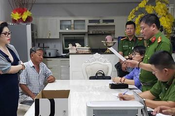 Vẽ 9 dự án 'ma', lừa đảo trăm tỷ: Nữ giám đốc công ty Angel Lina bị bắt