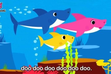 Gia đình kiếm 125 triệu USD nhờ bài 'Baby Shark'