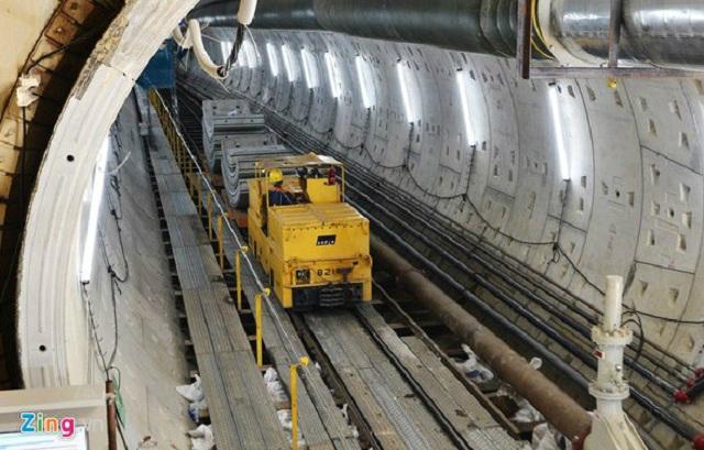 Loạt dự án đường sắt đô thị chậm tiến độ, đội vốn lớn