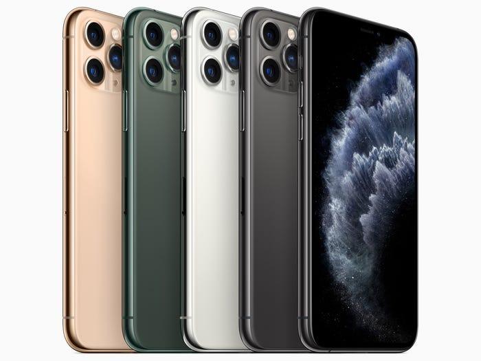 - 10 1572861331 - 10 smartphone tốt nhất thế giới hiện nay: Đứng đầu không phải iPhone 11 hay Galaxy Note
