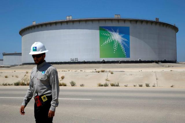 Saudi Aramco được cho là có giá trị khoảng 1.200 tỷ USD. Ảnh: Reuters.