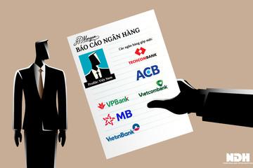 6 ngân hàng Việt dưới góc nhìn của J.P. Morgan