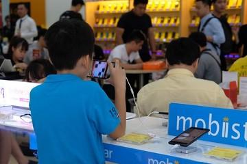Điện thoại Mobiistar biến mất khỏi các chuỗi cửa hàng lớn