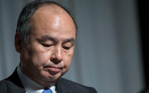Tài sản của tỷ phú Masayoshi Son giảm 6 tỷ USD