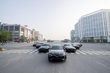 VinFast là phương tiện di chuyển chính thức của ASEAN Việt Nam 2020