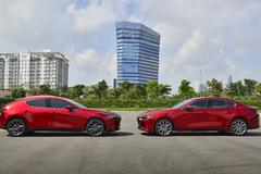 Mazda3 thế hệ mới vừa trình làng tại Việt Nam