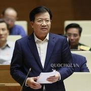 Phó Thủ tướng: Việt Nam cần 130 tỷ USD phát triển hệ thống điện