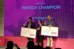 Startup gọi vốn thành công 25 triệu USD Trusting Social đạt giải nhất Fintech Challenge Vietnam