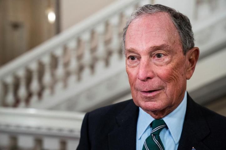 Lo không có ứng viên mạnh để đối đầu Trump, Bloomberg muốn tranh cử tổng thống