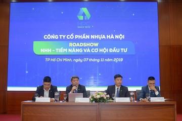 Nhựa Hà Nội sắp niêm yết HoSE, sẵn sàng tấn công thị trường Mỹ và EU
