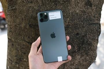 iPhone 11 xách tay giảm giá mạnh, sắp ngang giá Mỹ