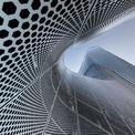 """<p class=""""Normal""""> <strong>Tháp Generali, Milan, Italia</strong></p> <p class=""""Normal""""> Do Zaha Hadid thiết kế</p> <p class=""""Normal""""> Vào hạng mục Công trình ngoài trời.<span>Ảnh: <em>Marco Tagliarino/APA19/Sto.</em></span></p>"""