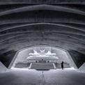 """<p class=""""Normal""""> <strong>Đồi Phật, Nghĩa trang Makomanai Takino Sapporo, Nhật Bản</strong></p> <p class=""""Normal""""> Do Tadao Ando thiết kế</p> <p class=""""Normal""""> Vào hạng mục Không gian bên trong.<span>Ảnh: <em>Vincent Wu/APA19/Sto.</em></span></p>"""