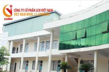 Vinatex thoái vốn tại Len Việt Nam