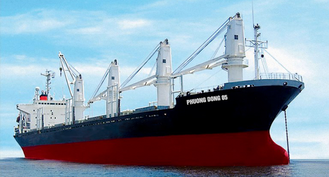Ông lớn vận tải biển trượt dài trong thua lỗ, nhiều ngân hàng mắc kẹt nghìn tỷ đồng - Ảnh 1.