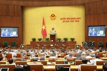 Quốc hội thông qua Nghị quyết về phát triển kinh tế - xã hội năm 2020
